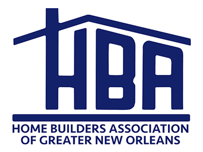 Aimee Freeman endorsed by Home Builders Association of Greater New Orleans